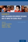 Handbook of Early Childhood Development Research and Its Impact on Global Policy - eBook