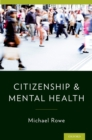 Citizenship & Mental Health - eBook