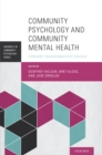 Community Psychology and Community Mental Health : Towards Transformative Change - eBook