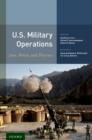 U.S. Military Operations : Law, Policy, and Practice - eBook