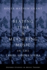 Beating Time and Measuring Music in the Early Modern Era - eBook