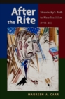 After the Rite : Stravinsky's Path to Neoclassicism (1914-1925) - eBook
