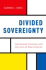 Divided Sovereignty : International Institutions and the Limits of State Authority - eBook