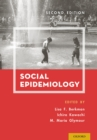 Social Epidemiology - eBook