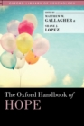 The Oxford Handbook of Hope - Book