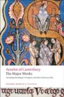 Anselm of Canterbury: The Major Works - Book