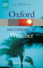 A Dictionary of Weather - Book