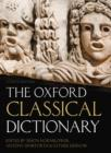 The Oxford Classical Dictionary - Book