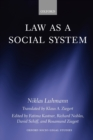 Law as a Social System - Book