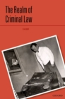 The Realm of Criminal Law - Book
