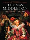 Thomas Middleton: The Collected Works - Book