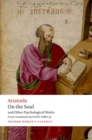 On the Soul : and Other Psychological works - Book