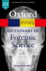 A Dictionary of Forensic Science - Book