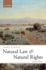 Natural Law and Natural Rights - Book