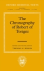 The Chronography of Robert of Torigni - Book
