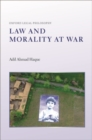Law and Morality at War - Book