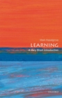 Learning: A Very Short Introduction - Book