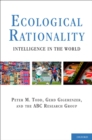 Ecological Rationality : Intelligence in the World - eBook