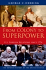 From Colony to Superpower : U.S. Foreign Relations since 1776 - eBook