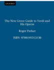 The New Grove Guide to Verdi and His Operas - eBook