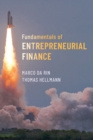 Fundamentals of Entrepreneurial Finance - Book