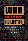 War before Civilization - eBook