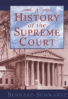 A History of the Supreme Court - eBook