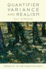 Quantifier Variance and Realism : Essays in Metaontology - eBook