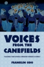 Voices from the Canefields : Folksongs from Japanese Immigrant Workers in Hawai'i - eBook