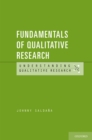 Fundamentals of Qualitative Research - eBook