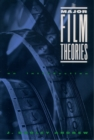 The Major Film Theories : An Introduction - eBook