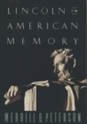 Lincoln in American Memory - eBook