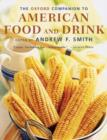 The Oxford Companion to American Food and Drink - eBook