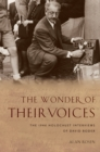 The Wonder of Their Voices : The 1946 Holocaust Interviews of David Boder - eBook