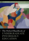 The Oxford Handbook of Undergraduate Psychology Education - eBook