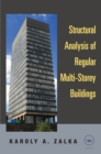 Structural Analysis of Regular Multi-Storey Buildings - eBook