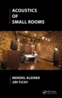 Acoustics of Small Rooms - eBook
