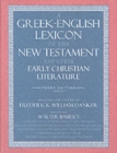 A Greek-English Lexicon of the New Testament and Other Early Christian Literature - Book