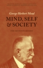 Mind, Self, and Society : The Definitive Edition - Book
