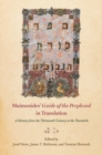 "Maimonides' ""guide of the Perplexed"" in Translation : A History from the Thirteenth Century to the Twentieth - Book"