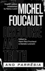 """discourse and Truth"" and ""parresia"" - Book"