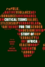 Critical Terms for the Study of Africa - Book