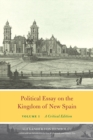 Political Essay on the Kingdom of New Spain, Volume 1 : A Critical Edition - Book