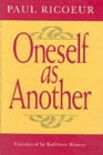 Oneself as Another - Book
