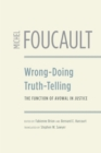 Wrong-Doing, Truth-Telling : The Function of Avowal in Justice - eBook
