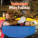 I Want to Be a Mechanic - Book