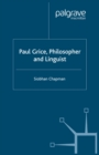 Paul Grice : Philosopher and Linguist - eBook