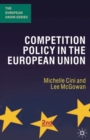 Competition Policy in the European Union - Book