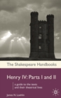 Henry IV : Parts I and II - Book