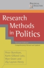 Research Methods in Politics - Book